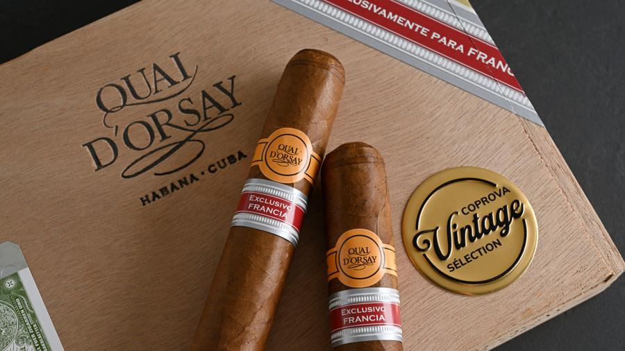 Aged Quai d'Orsays Released for 50th Anniversary of Coprova