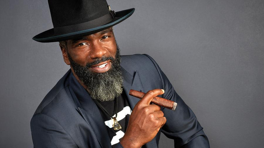 The Athlete: Ed Reed