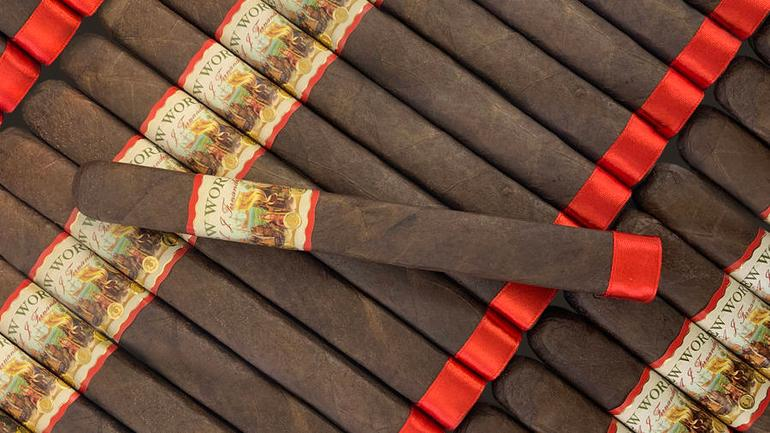 New World by A.J. Fernandez Gets a Double Corona