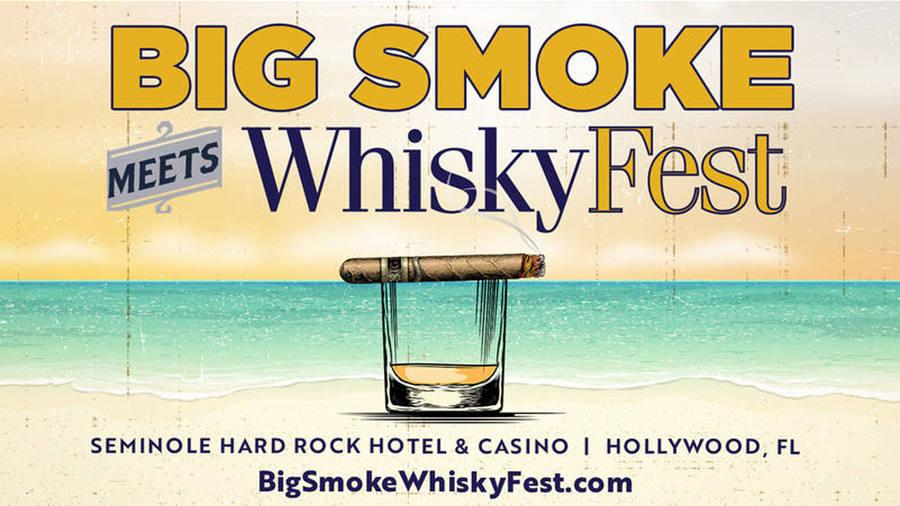 Big Smoke Meets WhiskyFest Now Slated For Fall