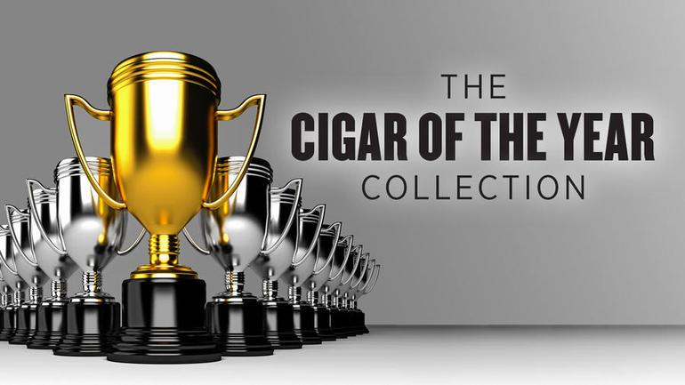 The Cigar of the Year Collection