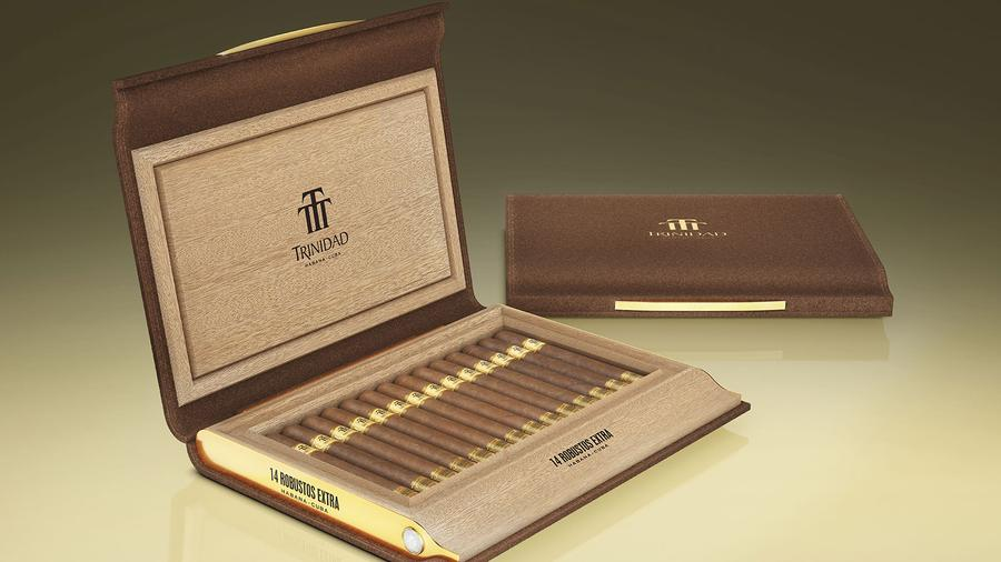 Trinidad Travel Humidor Available Around the World, Sold in Regular Retail Markets