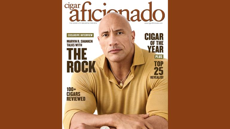 The January/February Issue Featuring The Rock