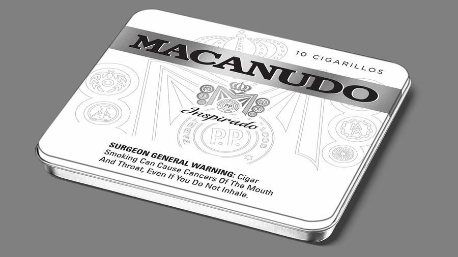 Macanudo Inspirado White Adds Two New Sizes