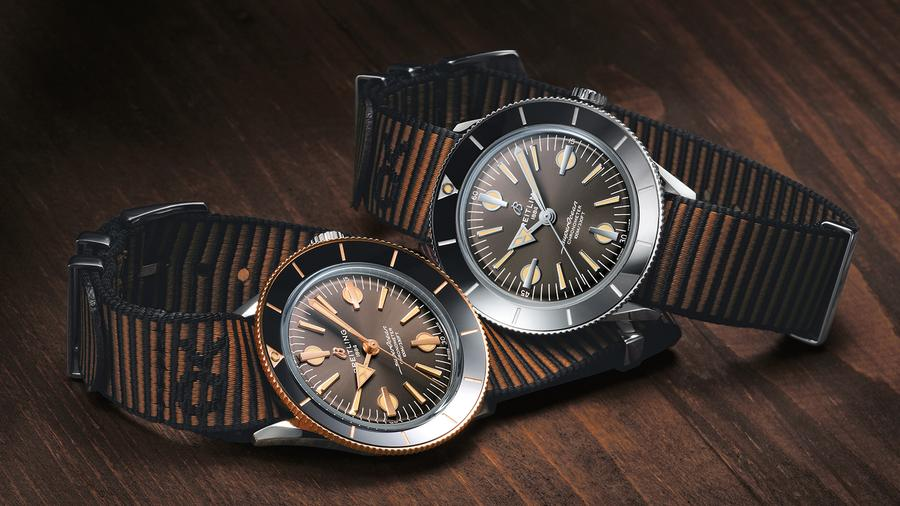 Watches with Recycled Materials