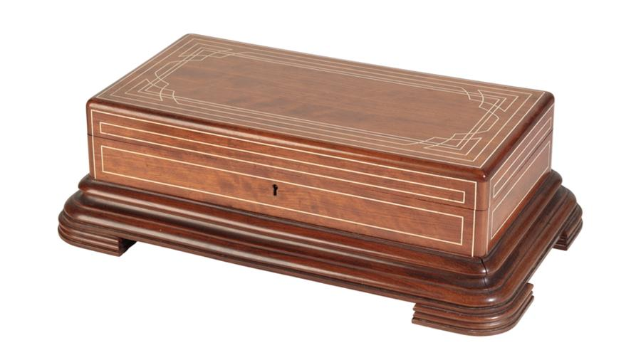 Winston Churchill Humidor Sells for Six Figures