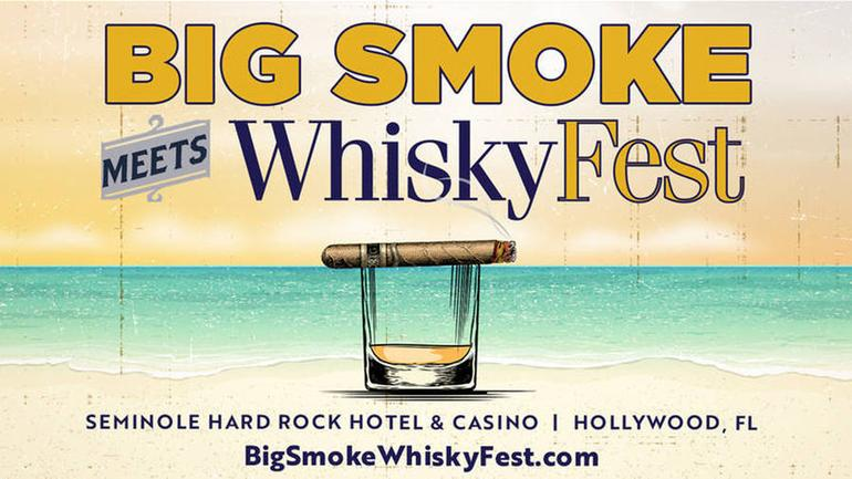On Sale Now: Tickets To Big Smoke Meets WhiskyFest