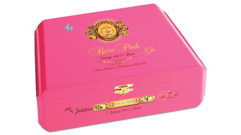 Fuente Adding Two More Sizes to Rare Pink Line