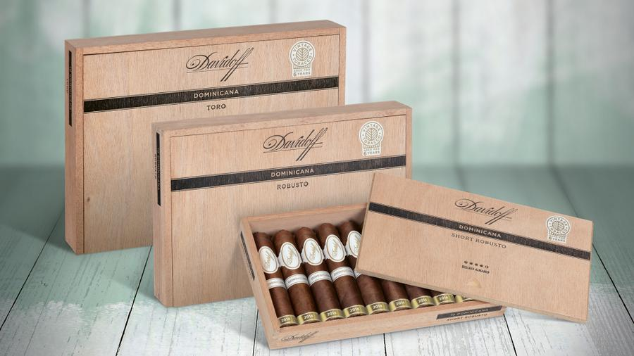 Davidoff's Dominicana Line Coming in May