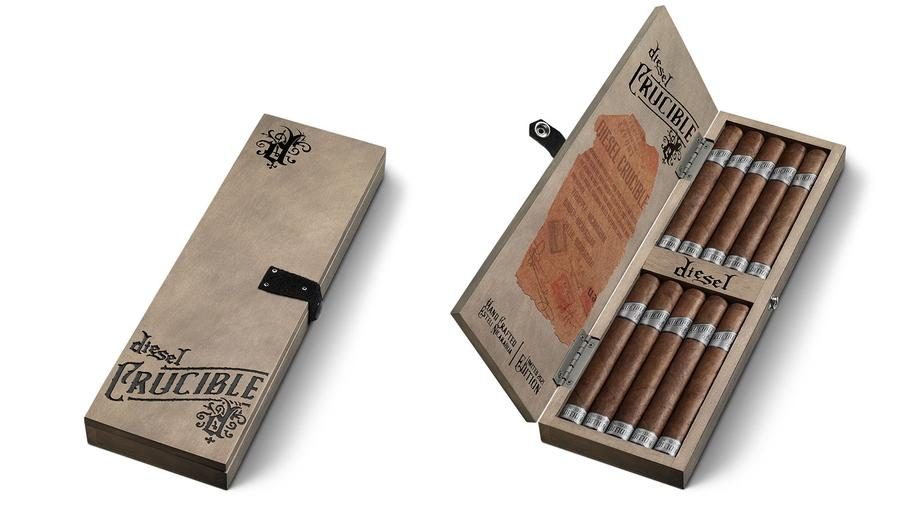 Limited-Edition Diesel Crucible Shipping Next Week
