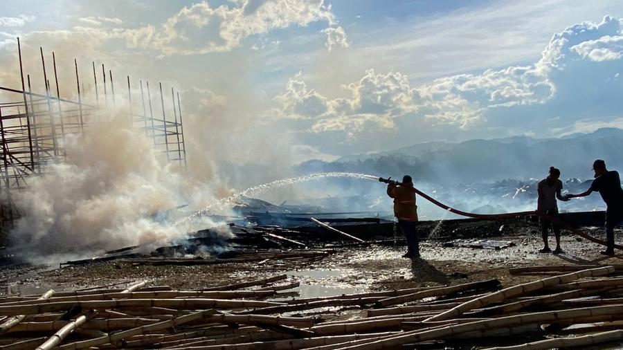 Fire In Honduras Destroys Alec Bradley Tobacco