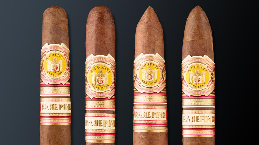 Arturo Fuente Rare Pinks Rated by Cigar Insider