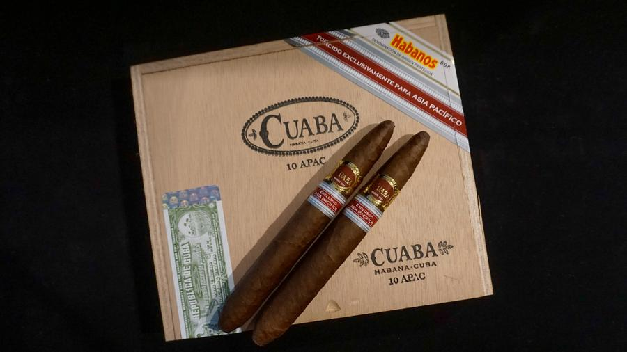 First Cuban Cuaba Regional Edition Goes to Asia Pacific Market