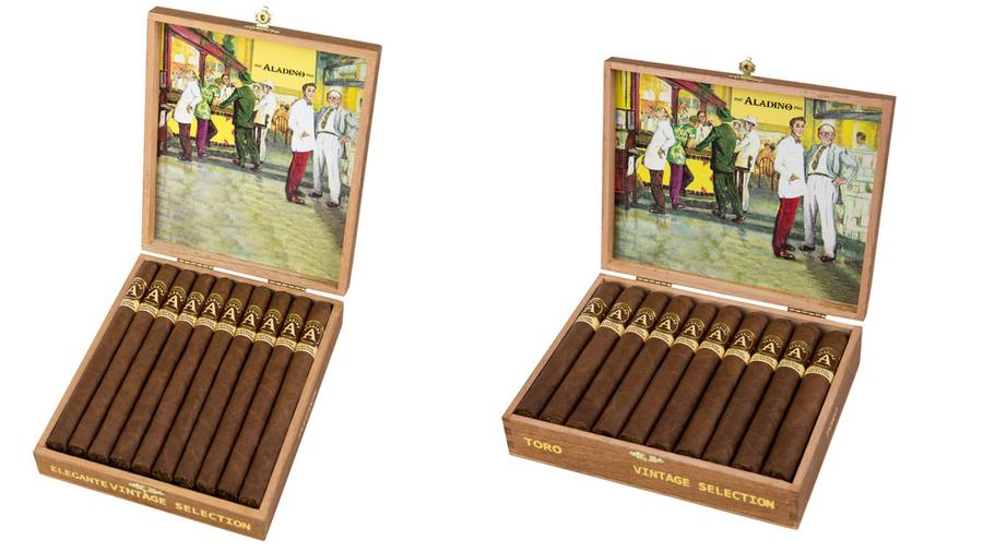Aladino Vintage Selection Gets Two New Sizes