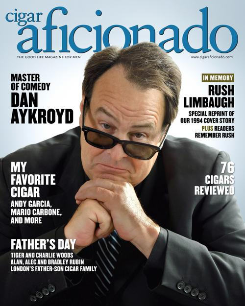 Dan Aykroyd | May/June 2021