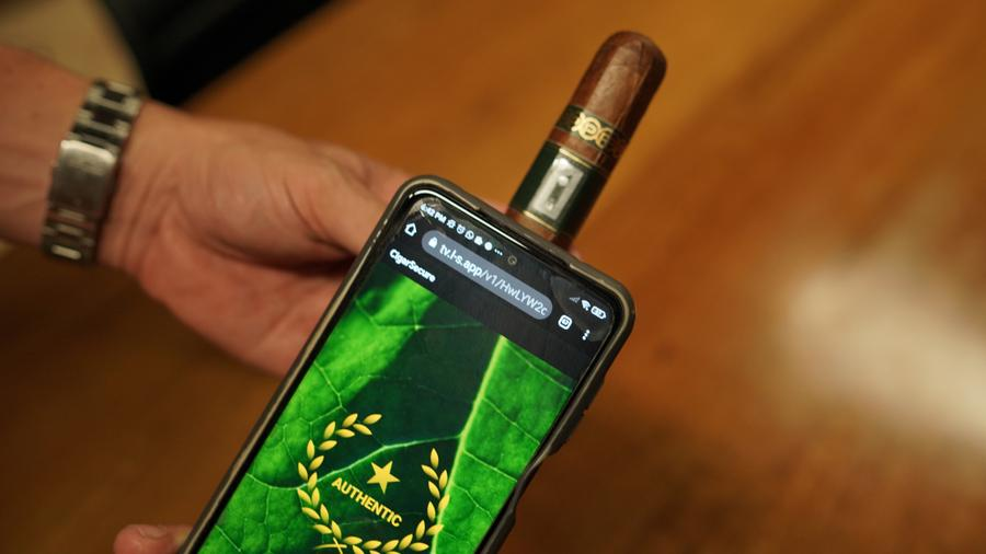 Plasencia Cigars Embeds Smart Chip Technology In Cigar Bands