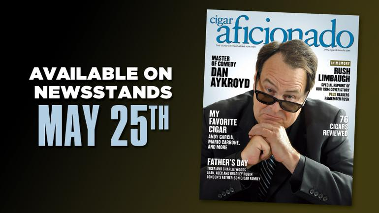 The May/June Issue Featuring Dan Aykroyd