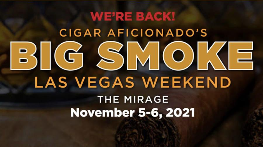 Las Vegas Big Smoke Seminar Tickets Sell Out—Tickets Still Available for Evening Events