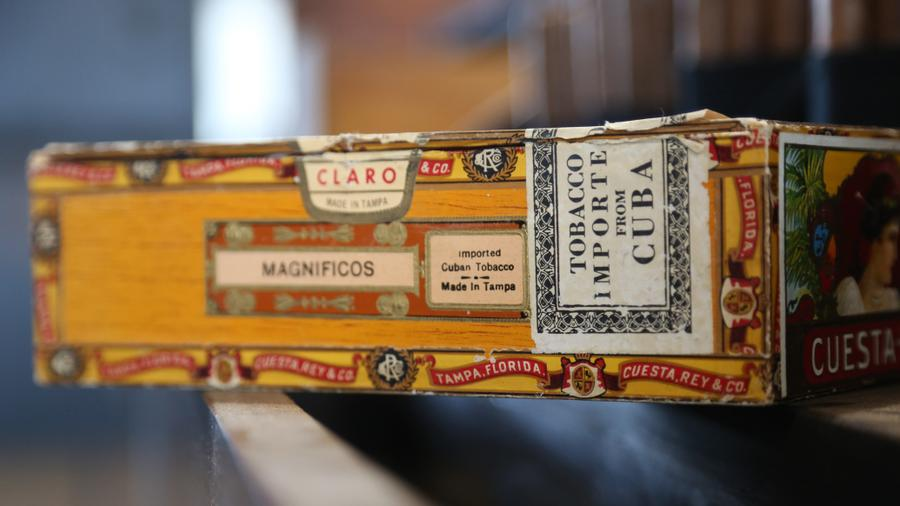 J.C. Newman Hoping To Import Cuban Tobacco