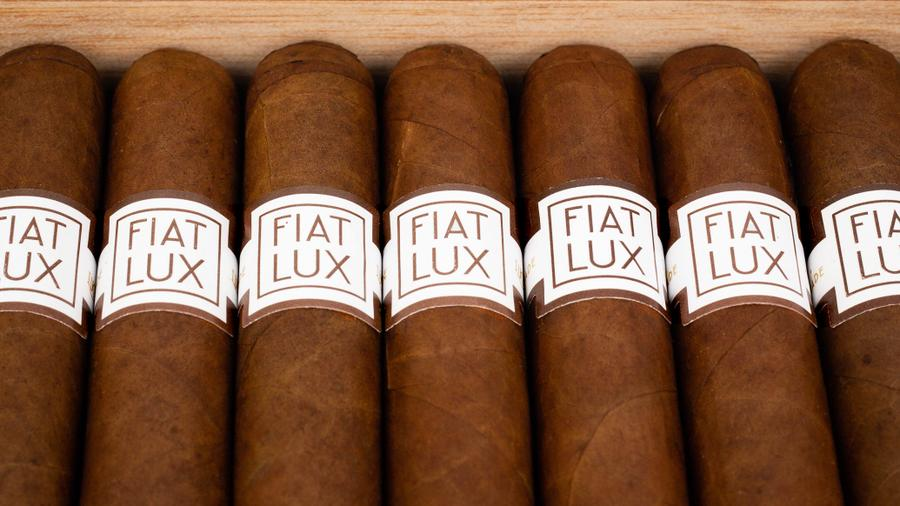 Fiat Lux By Luciano Shipping This July