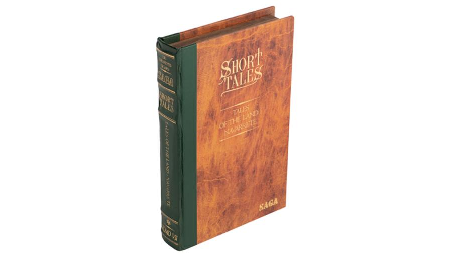 Saga Short Tales Goes Box-Pressed for Seventh Size