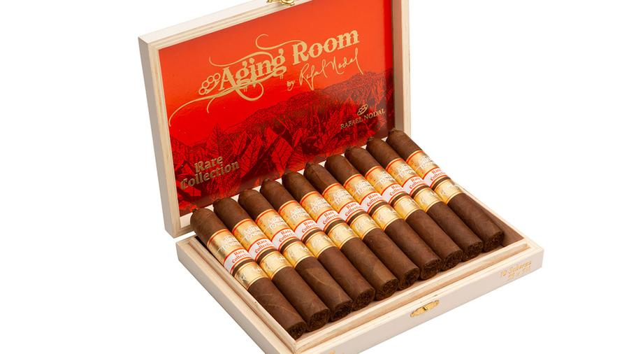 Aging Room Rare Collection Coming in August