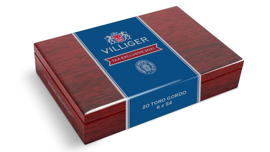 Villiger 2021 TAA Exclusive Shipping This Week