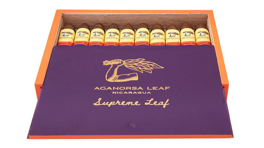 Aganorsa's Limited-Edition Supreme Leaf Torpedo On Its Way To Retailers