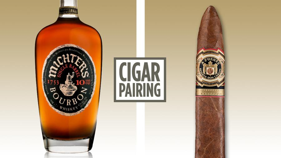 Perfect Pairings: Michter's Bourbon And The Eye of the Shark