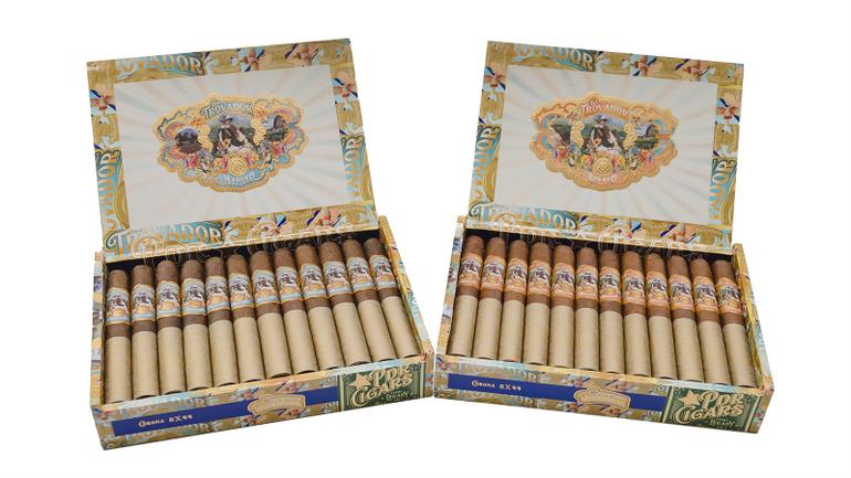 Birthday Smoke By Abe Flores Now Commercially Available