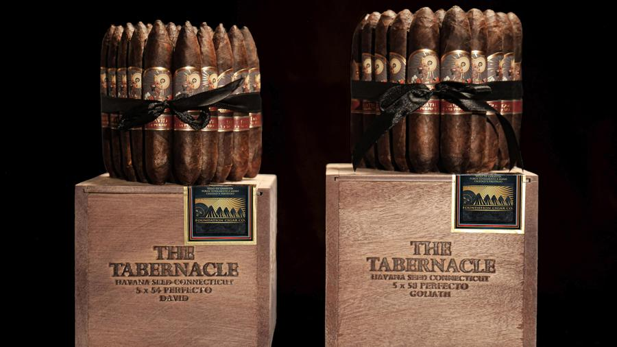Foundation Adds David and Goliath Sizes To Tabernacle Havana Seed CT No. 142 Line