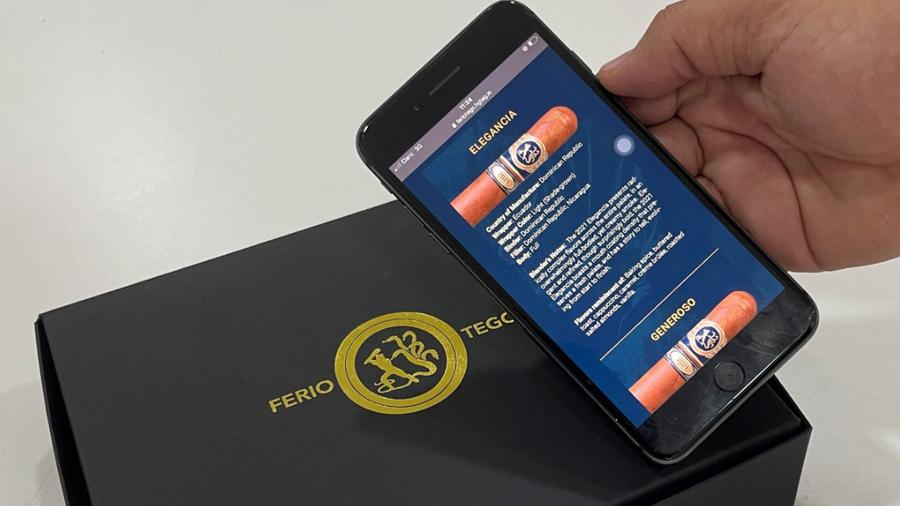 HumidifGroup Makes Ferio Tego Interactive With Smart Technology