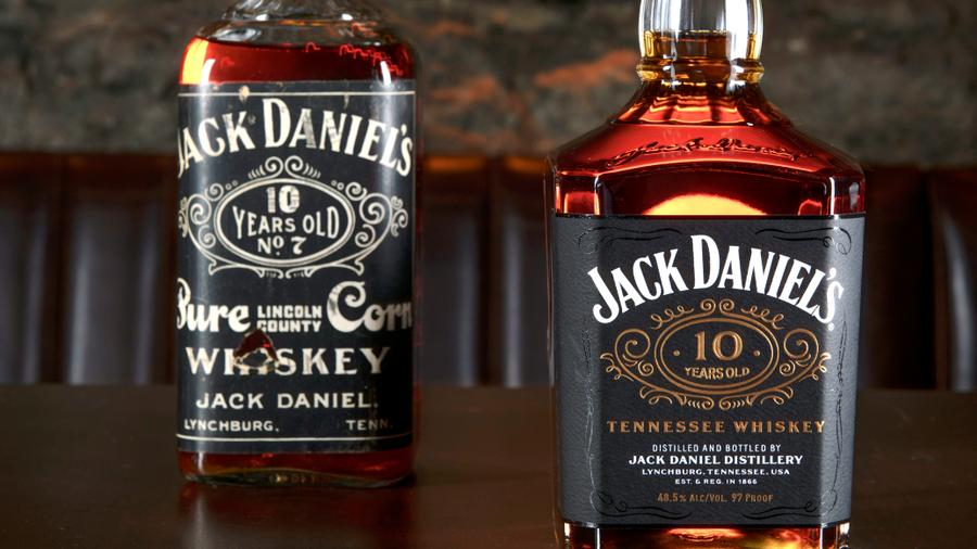 After 100 Years, Jack Daniel's Shows Its Age