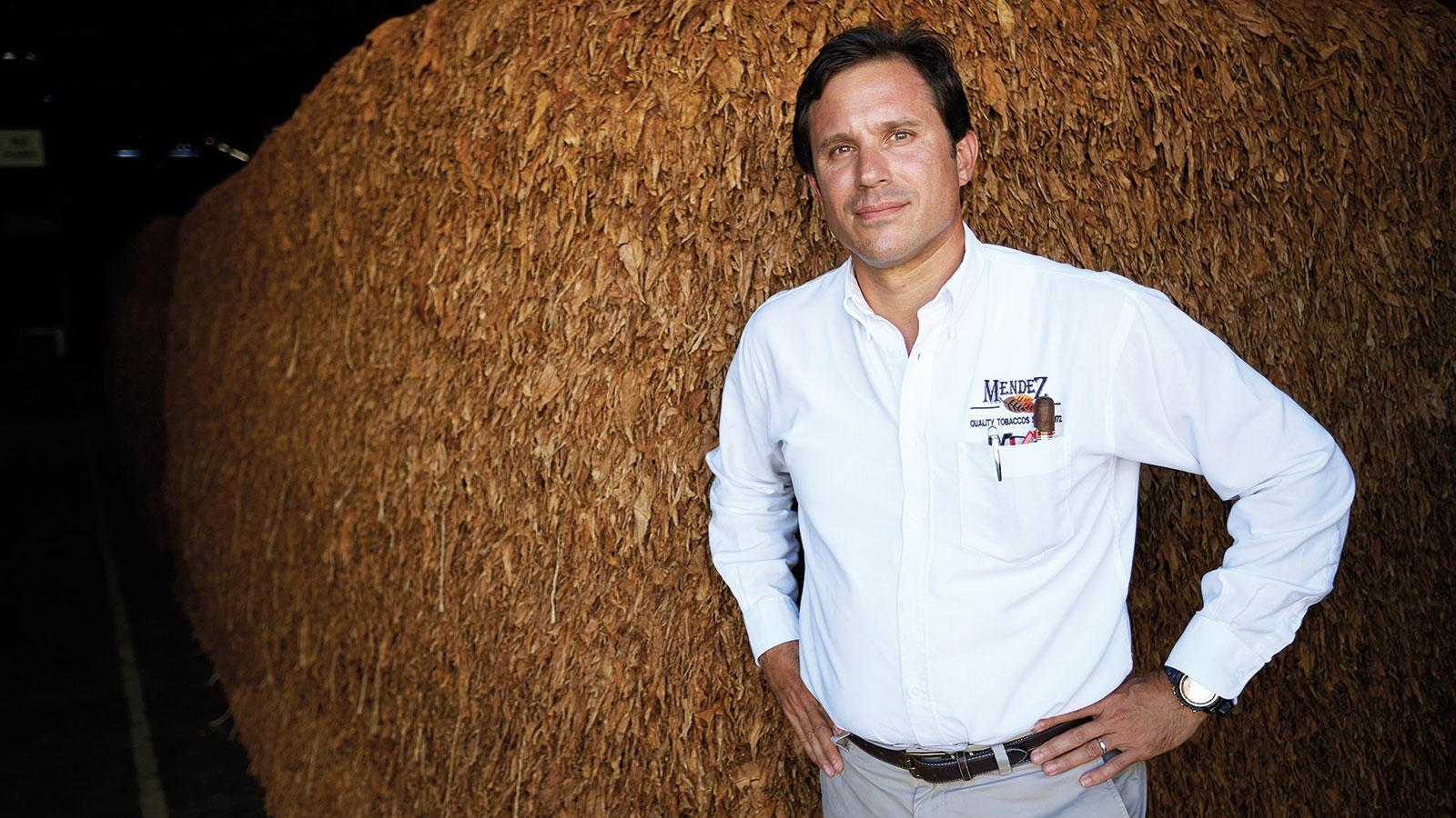 Siegfried Maruschke of José Mendez & Co. resurrected the old Pilotico tobacco for Altadis U.S.A.