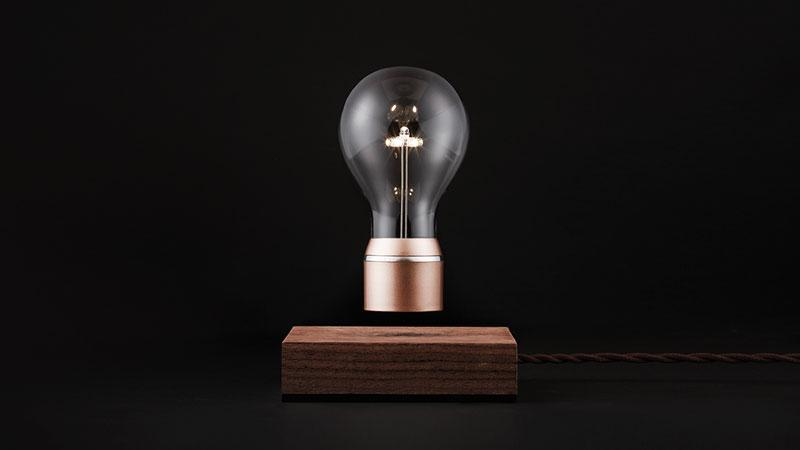 The Levitating Light Bulb—Flyte