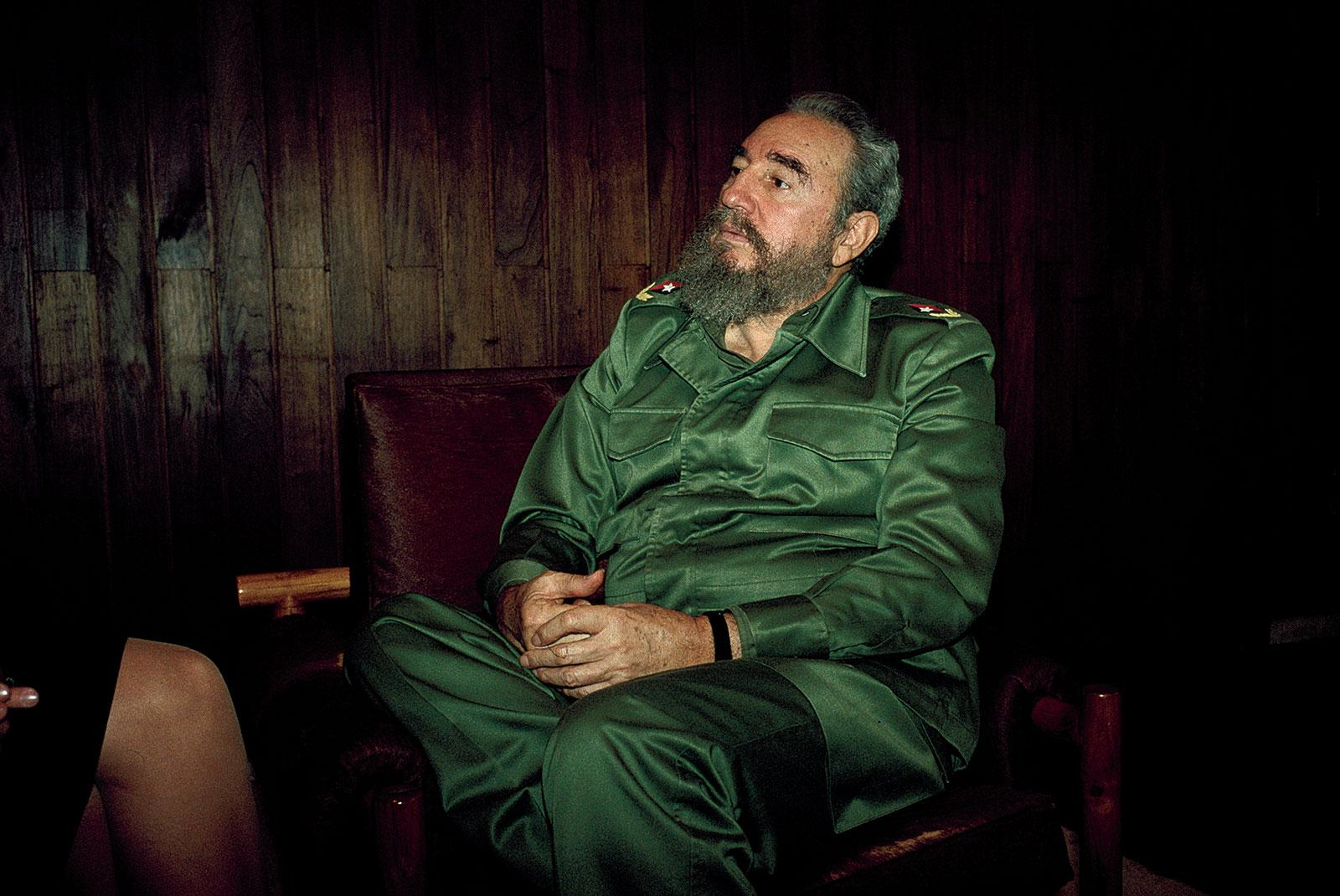 A Conversation With Fidel