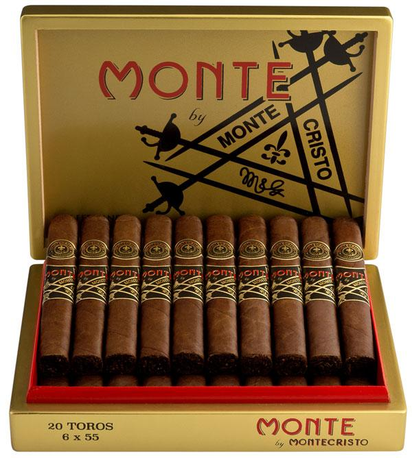 Montecristo AJ Fernandez is a full-bodied interpretation of the iconic brand.