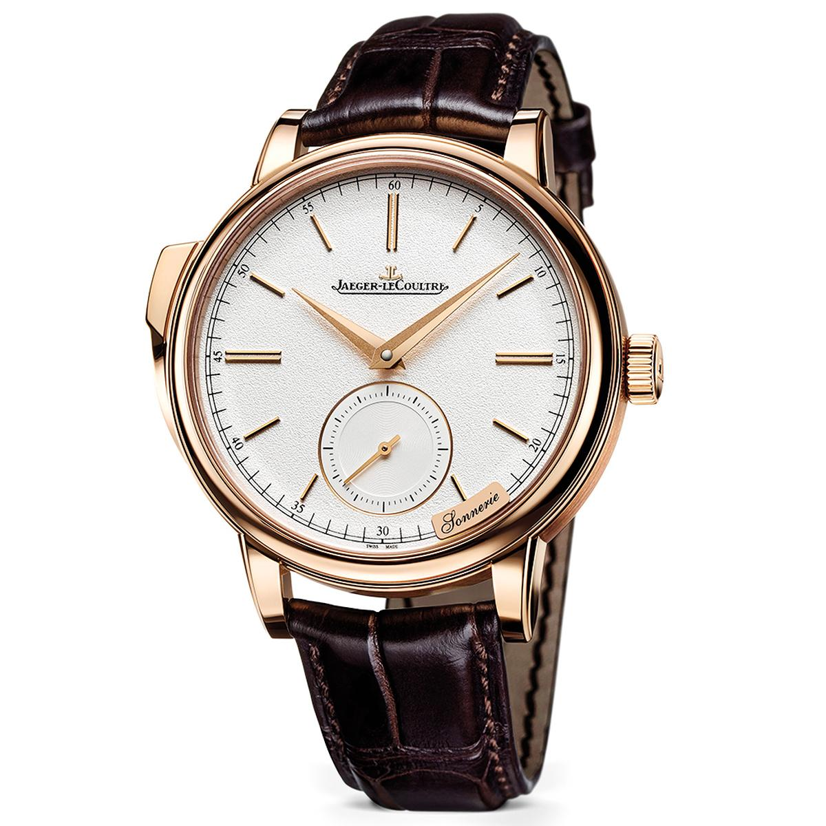 Jaeger-LeCoultre 39mm Master Grande Tradition Minute Repeater