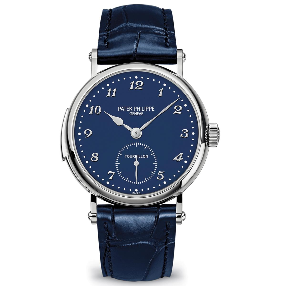 Patek Philippe Ref. 5539G Minute Repeater Tourbillon