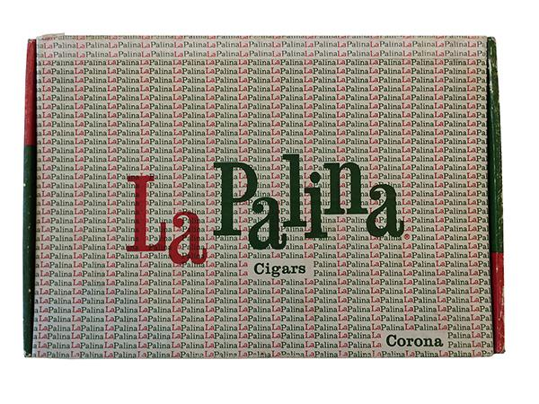 Famous graphic designer Paul Rand once created a logo and packaging for La Palina Cigars.