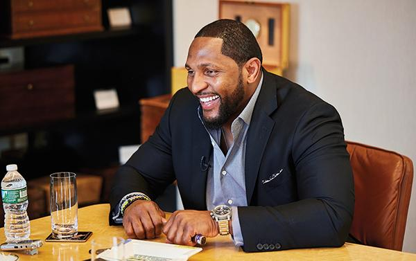 An Interview With Ray Lewis
