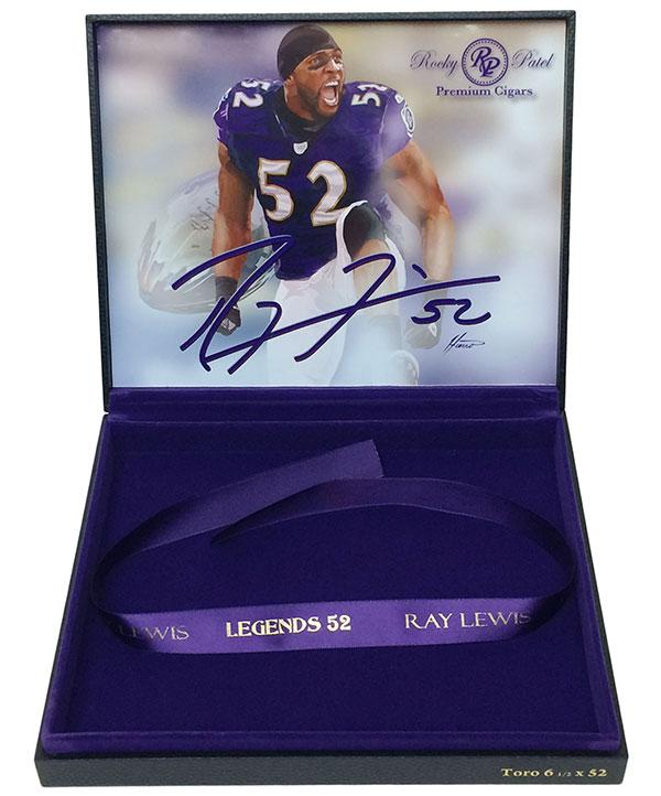Ray Lewis Legends 52 by Rocky Patel