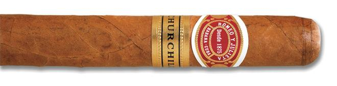 Romeo y Julieta Churchill (Tubo)