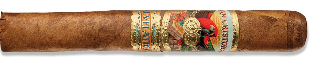 San Cristobal Revelation Legend