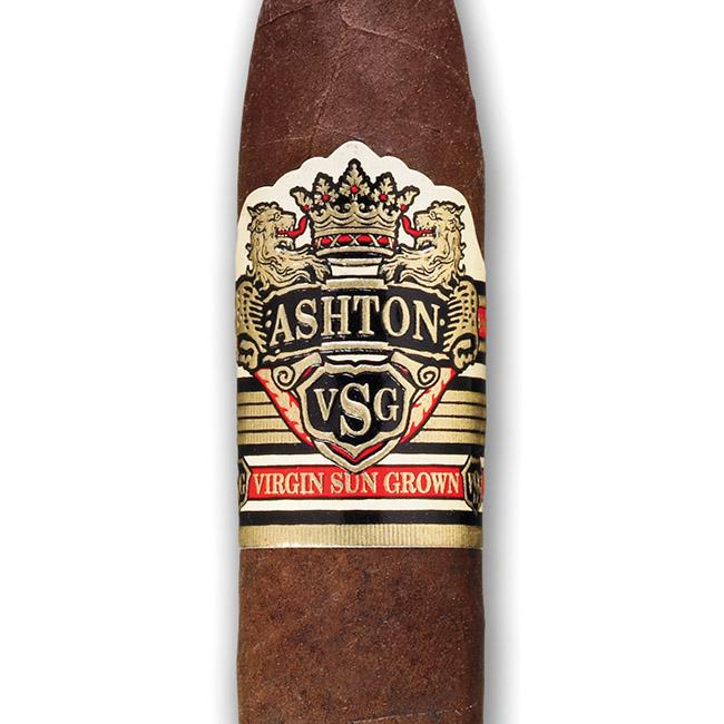 Ashton Virgin Sun Grown  Torpedo