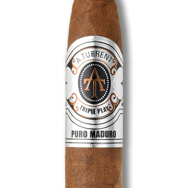 A. Turrent Triple Play Belicoso