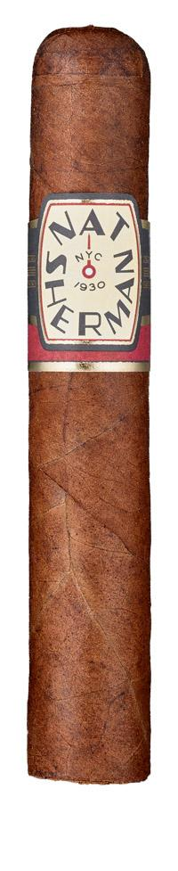NAT SHERMAN TIMELESS COLLECTION ROBUSTO
