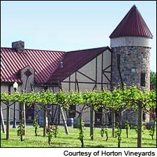 From Horton comes a juicy and flavorful 2009 Viognier.