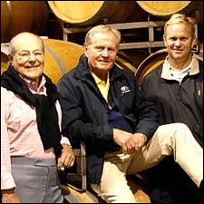 Terlato Wines chairman Anthony Terlato is partnering with Jack Nicklaus and his son, Gary, in a new Napa wine venture.