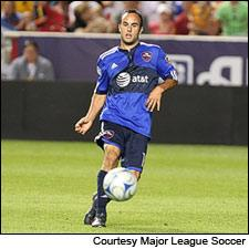 All-time leading American goal scorer Landon Donovan will try to add to that total in South Africa.